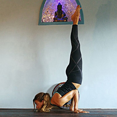 Jenni Does Yoga - Business Planning and Small Business Website